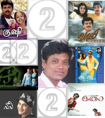 SJ Surya 2 letters Movie
