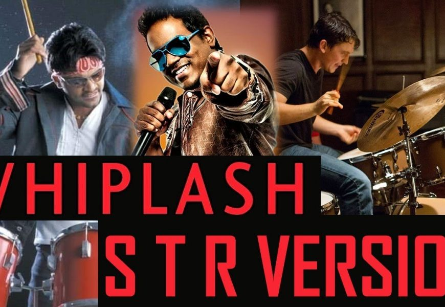 Whiplash – STR Version | Yuvan Shankar Raja | Silambarasan | Tamil Song Remix | Connect the Moods